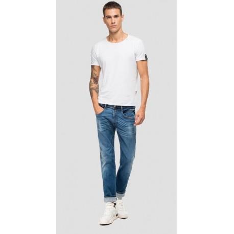 Jeans Bio Replay Slim Anbass M914Y 661 A06