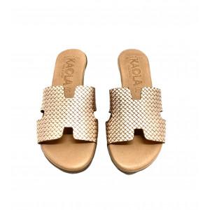 Sandales Kaola 1350 TRENZA COBRE