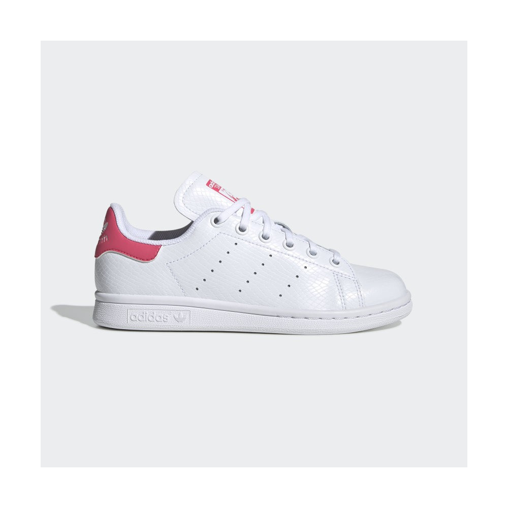 STAN SMITH FILLE Blanche Rose