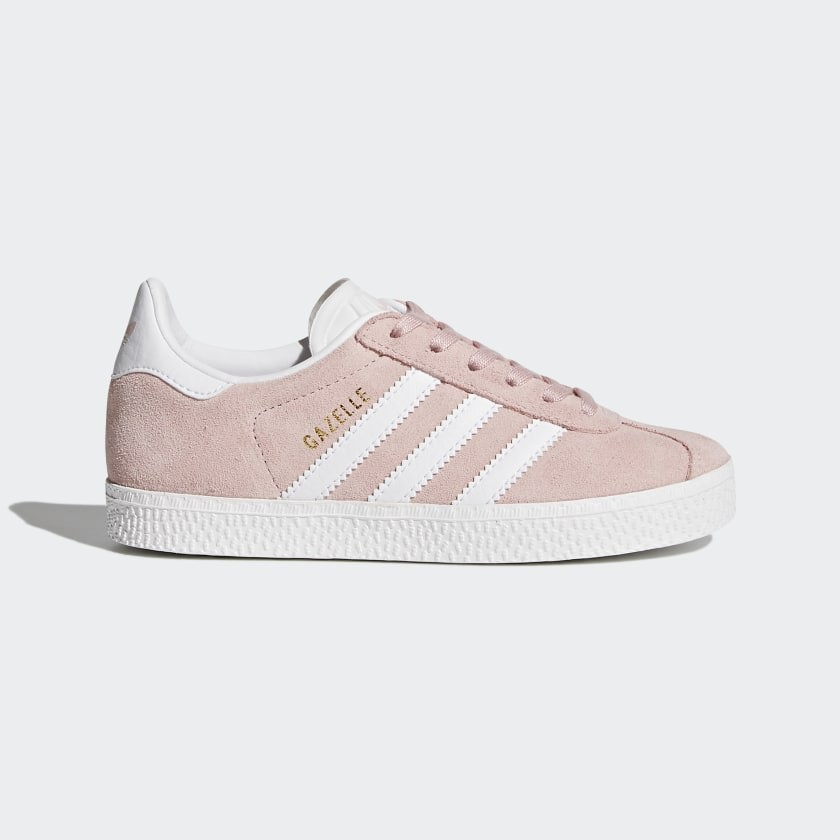 adidas gazelle junior rose