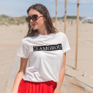 Tee shirt Vila 14060393