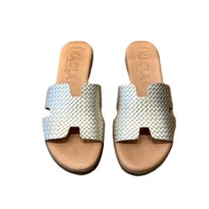 Sandales Kaola 1350 PLATINO