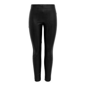 Legging similicuir Only 15210614 BLACK