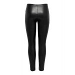 Legging similicuir Only 15210614 BLACK