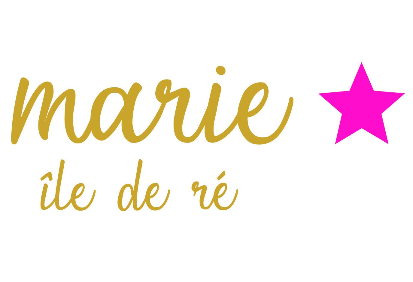 MARIE ILE DE RE